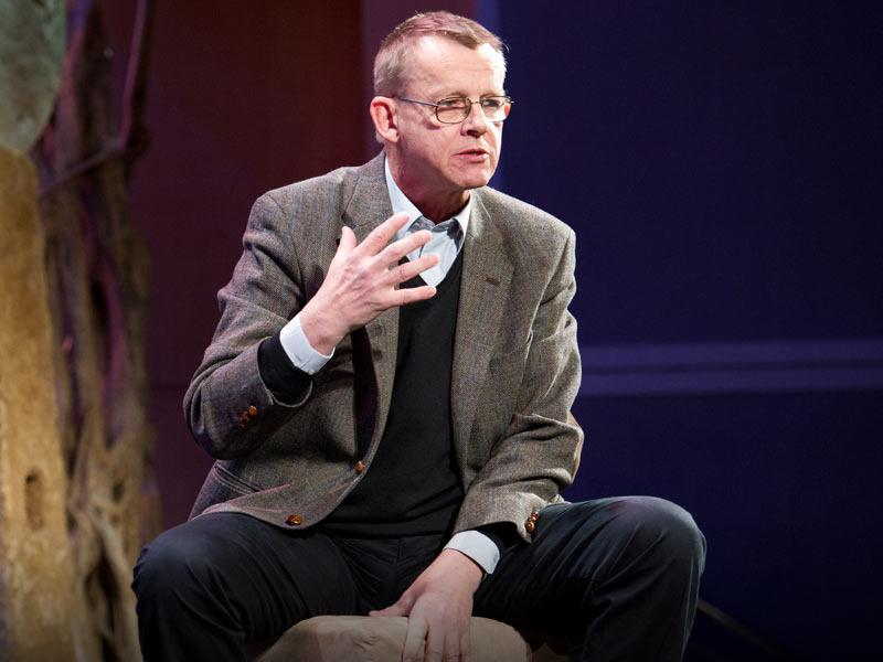 Hans Rosling: The magic washing machine | TED Talk