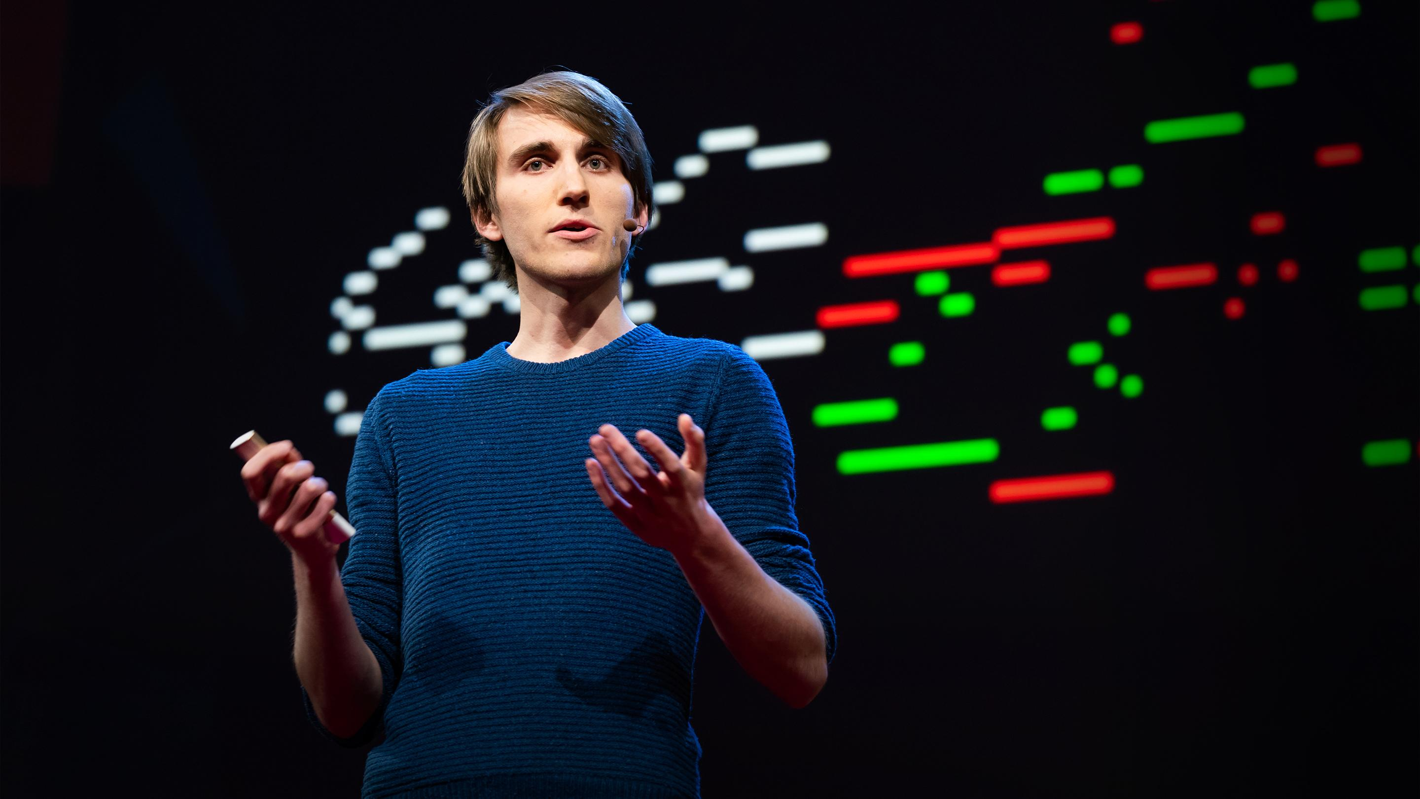 Mehdi Ordikhani: What happens in your brain when you pay attention to something 27