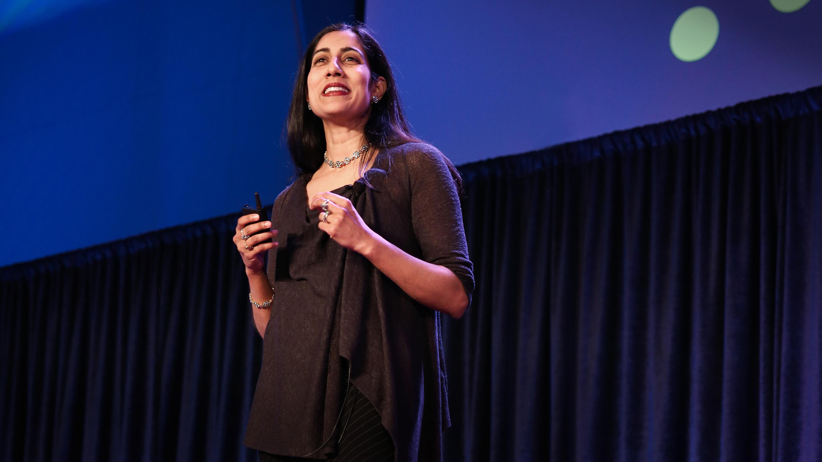 The secret to great opportunities? The person you haven't met yet | Tanya Menon