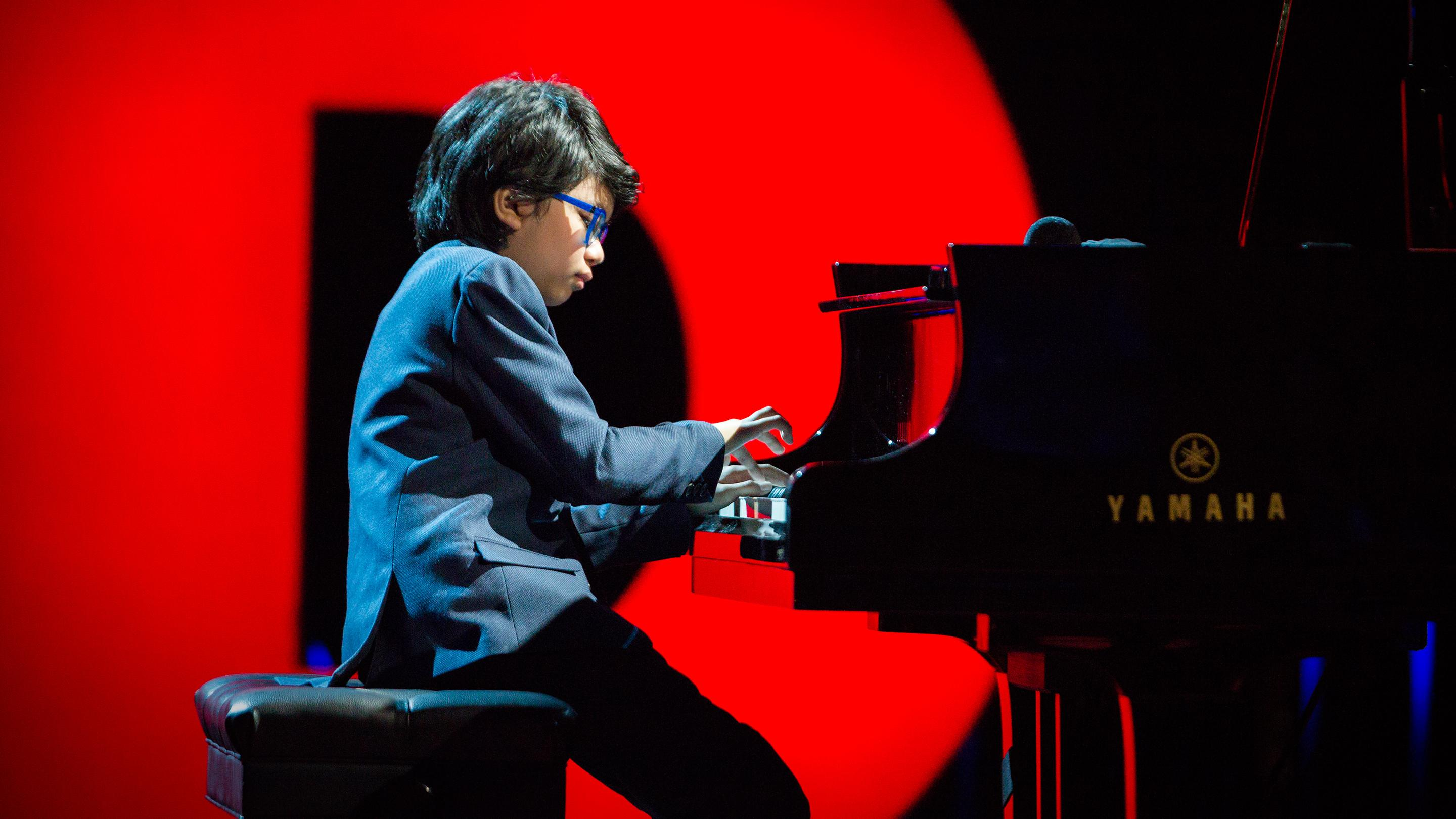 Joey Alexander An  Year Old Prodigy Performs Old School Jazz Ted Talk