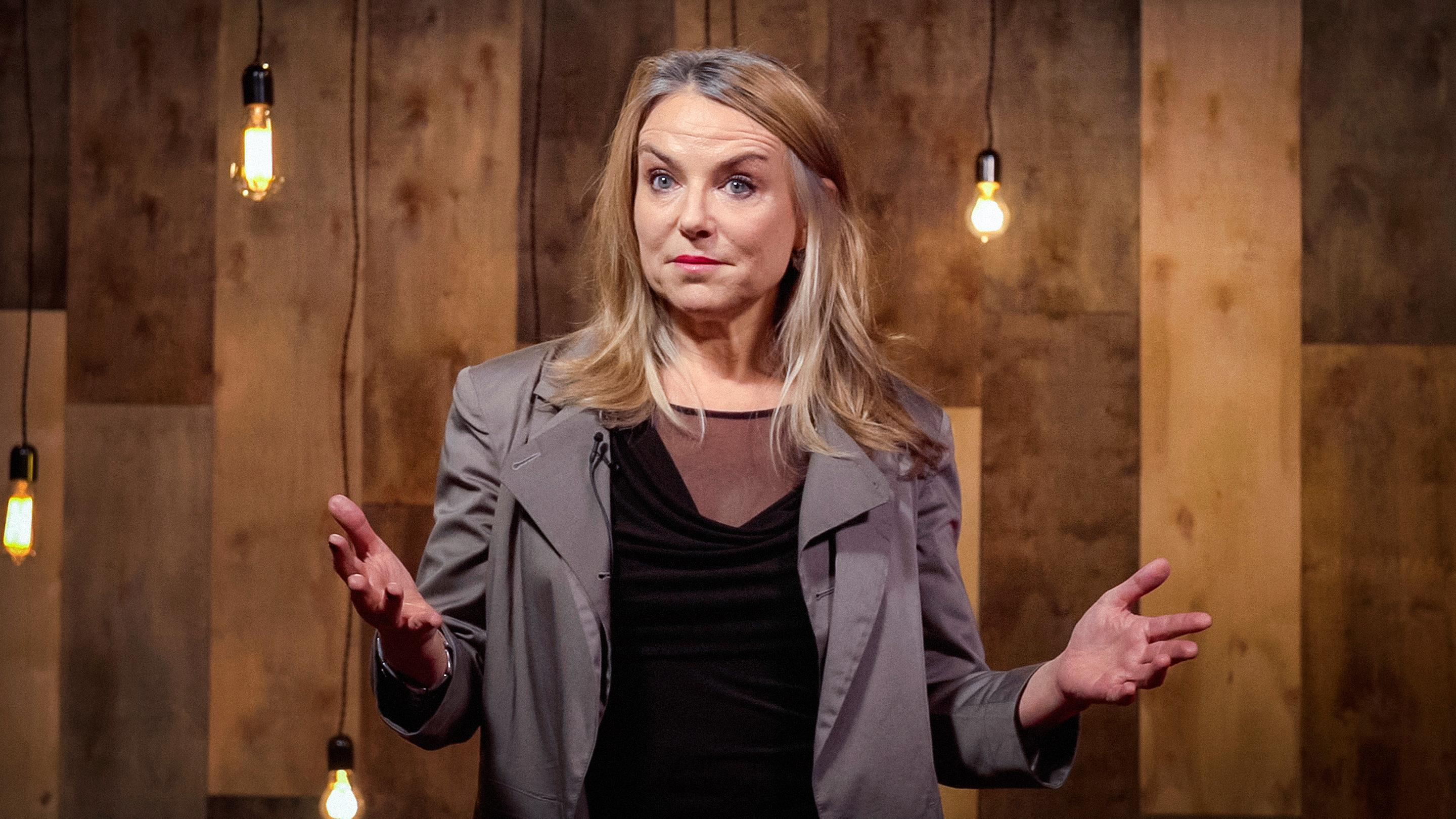 Ted talk esther perel