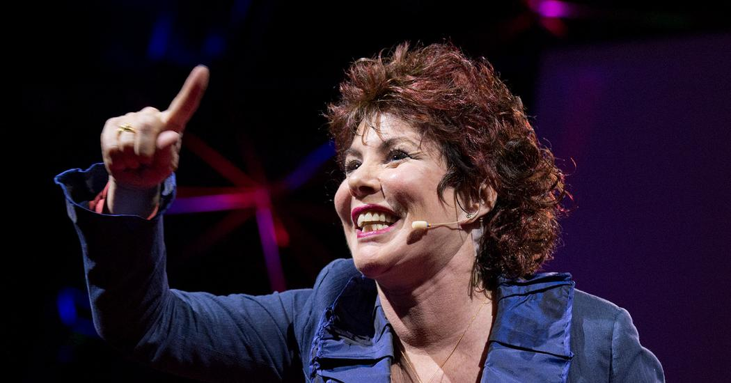 Ruby Wax What S So Funny About Mental Illness Ted Talk