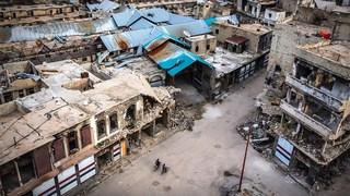 چگونه معماری در سوریه زیر بنای جنگی خشن شد