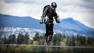 How I built a jet suit