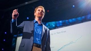 اریک برینجولفسون، کلید پیشرفت، مسابقه به کمک ماشین ها