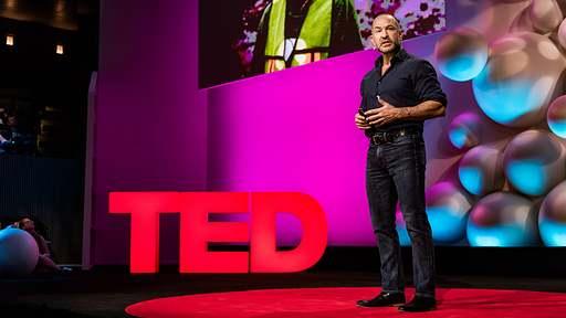 TED - The surprising solution to ocean plastic | David Katz