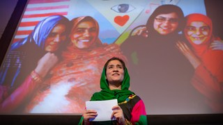 Dare to educate Afghan girls