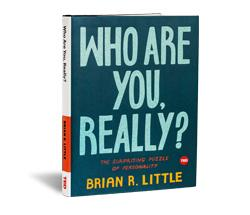 TED Book: Who Are You, Really?
