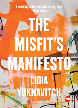TED Book: The Misfit's Manifesto
