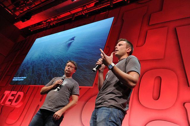 TEDxChange organizer: Nate Mook