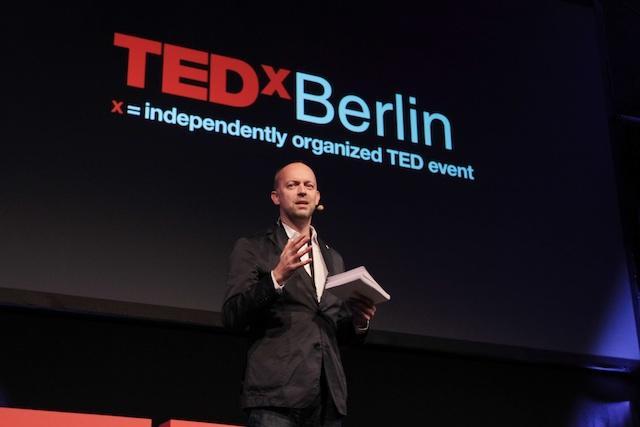 TEDxChange organizer: Stephan Balzer