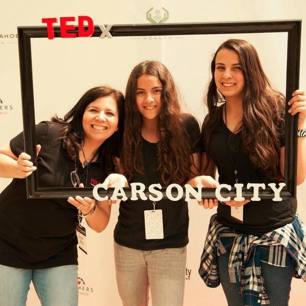 Tedxcarsoncity Ted