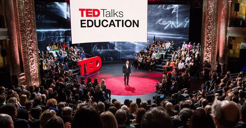 Tv Special Ted Talks Education Ted Talks
