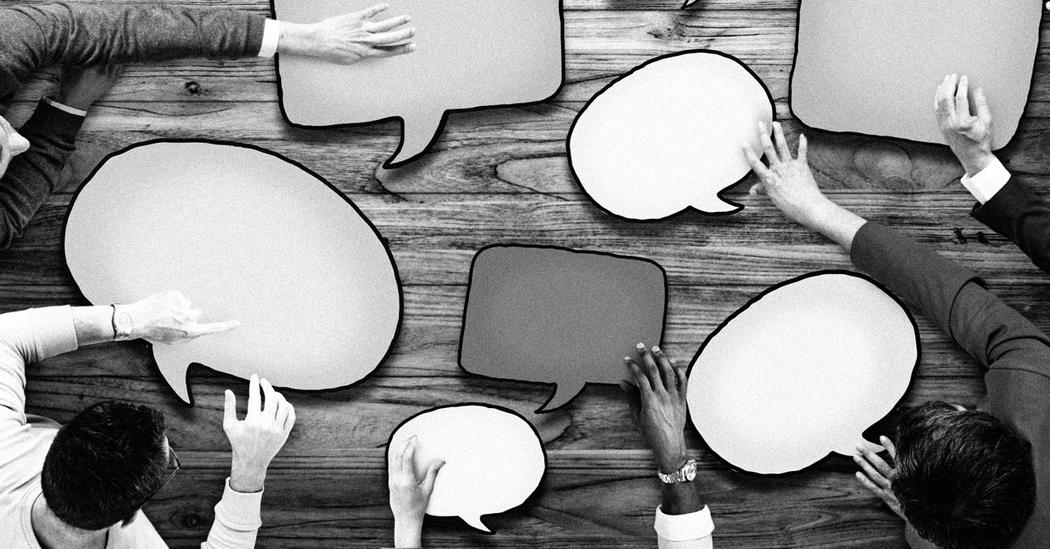 The art of meaningful conversation
