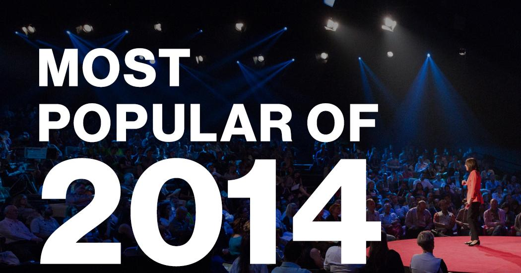 20 most popular TED Talks of 2014