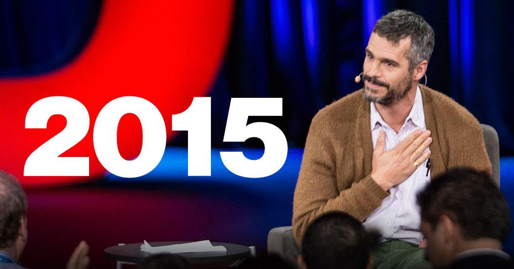 15 most popular TED Talks of 2015