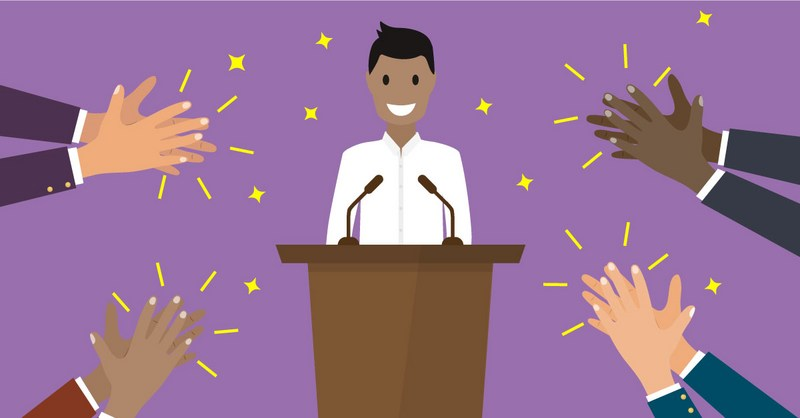 how to make a great presentation ted talks