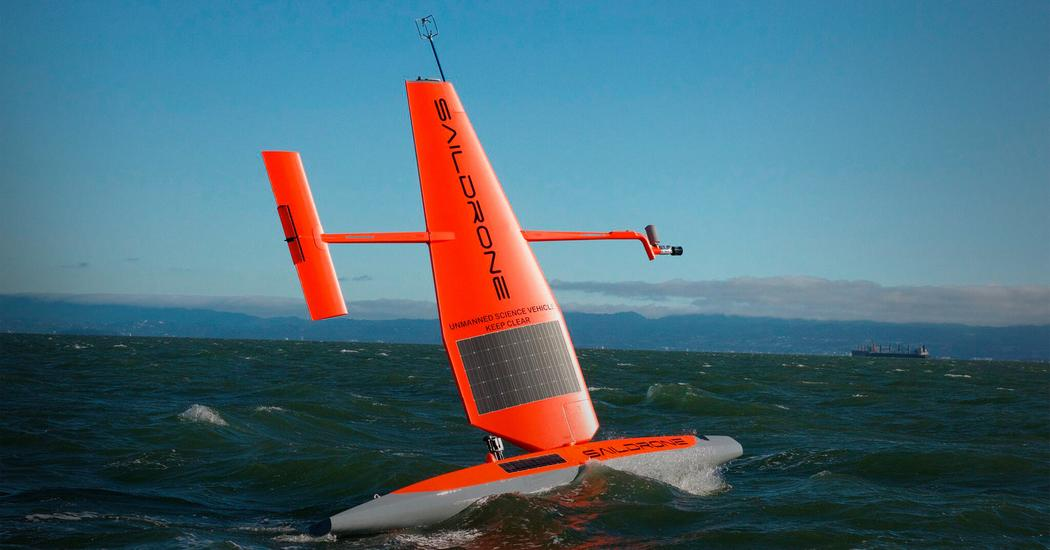 How a fleet of wind-powered drones is changing our understanding of the ocean