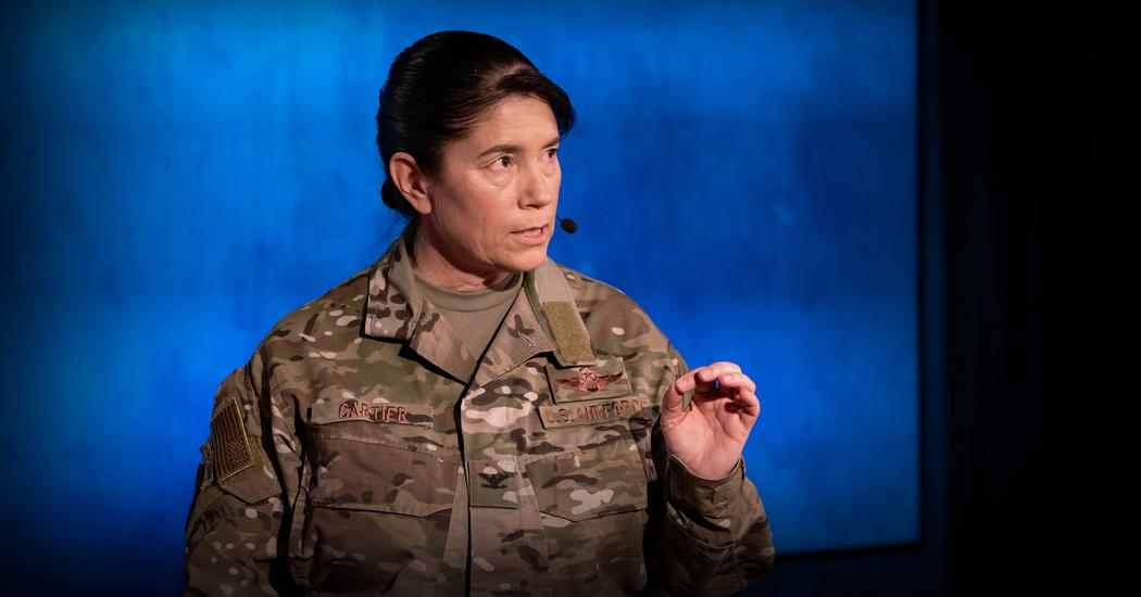 A new vision for leadership in the military