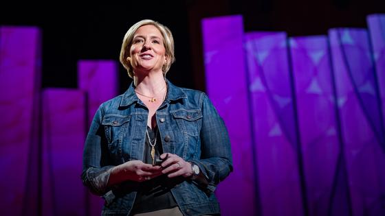 Sample video for Brene Brown