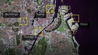 ウィル・マーシャル地表の検索可能なデータベースを作るミッション