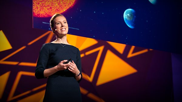 An idea from TED by Karin Öberg entitled The galactic recipe for a living planet