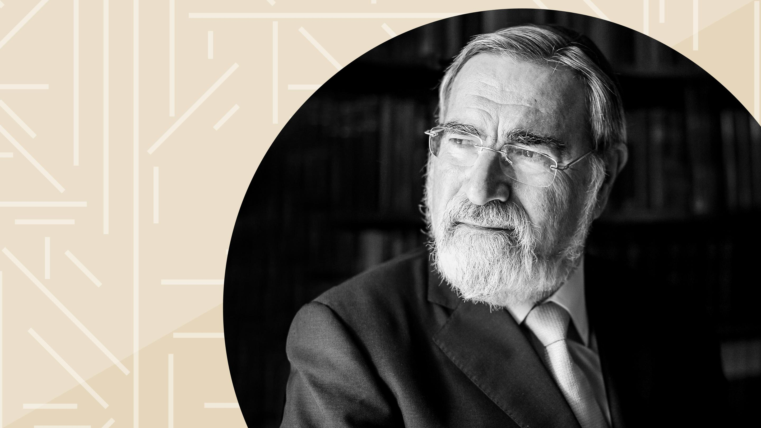 How we can navigate the coronavirus pandemic with courage and hope | Rabbi Lord Jonathan Sacks