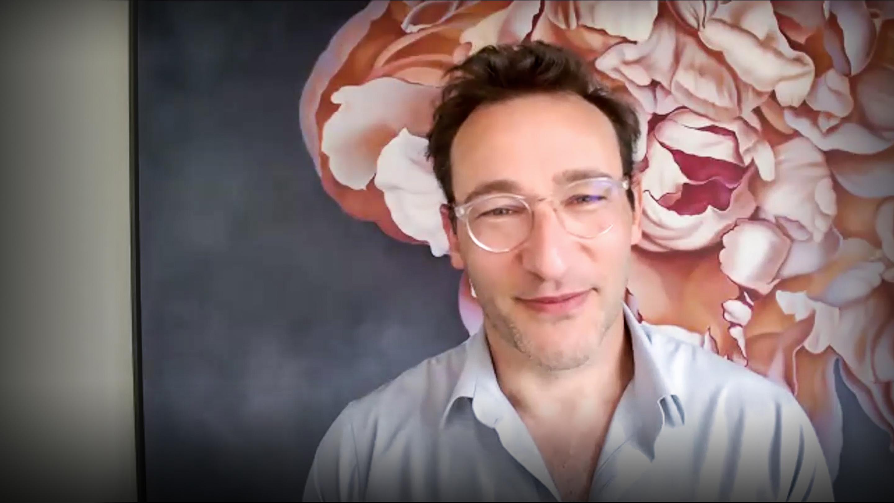 "How to discover your ""why"" in difficult times 