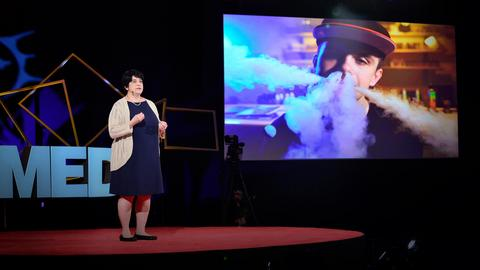 What you should know about vaping and e-cigarettes   Suchitra Krishnan-Sarin