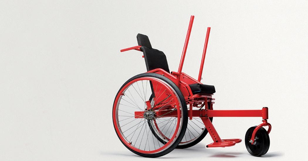 b73f14694 آموس وينتر: الكرسي المتحرك الرخيص والمناسب لكل التضاريس | TED Talk