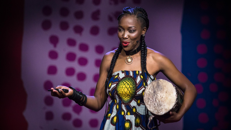 El tambor como medio para contar mi historia | Kasiva Mutua
