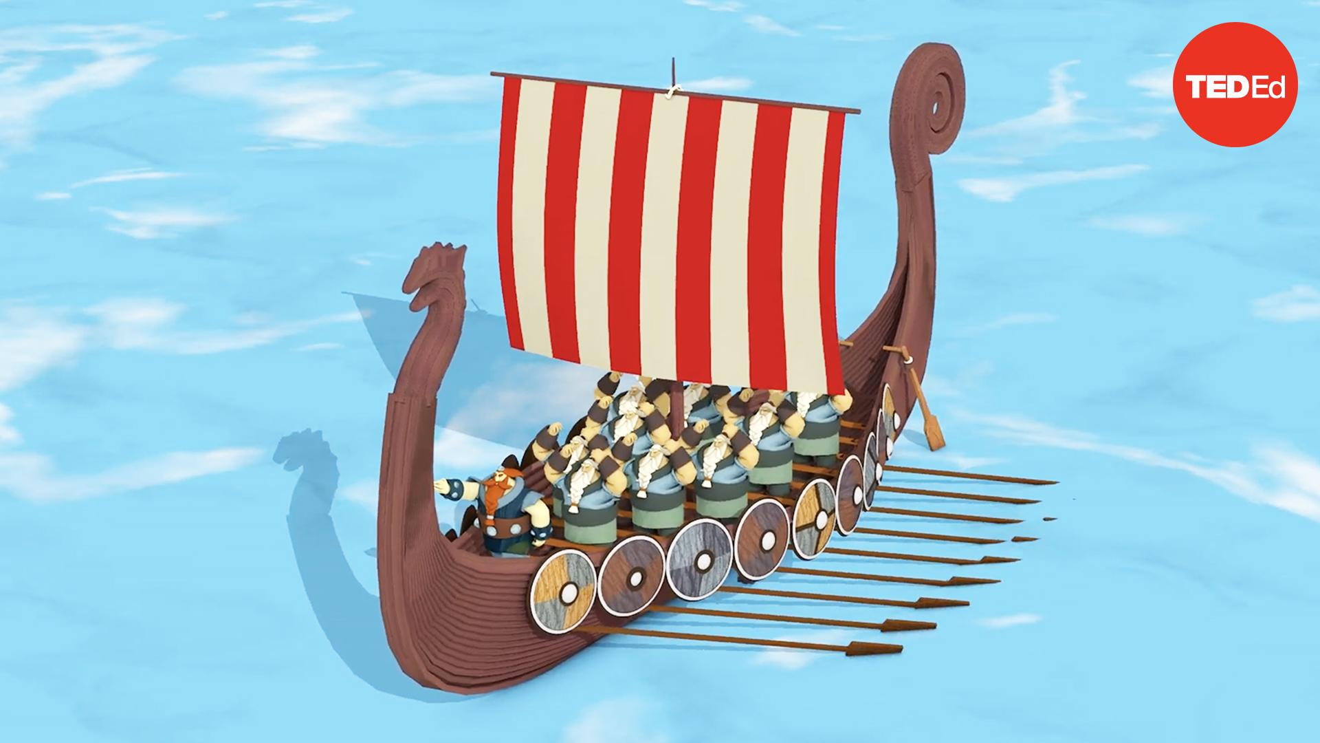 What was so special about Viking ships? | Jan Bill