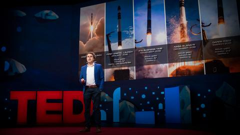 Small rockets are the next space revolution | Peter Beck