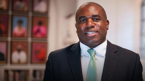 Climate justice can't happen without racial justice | David Lammy
