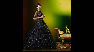 イケ・ウデ肖像写真で見る、前衛的なアフリカの美