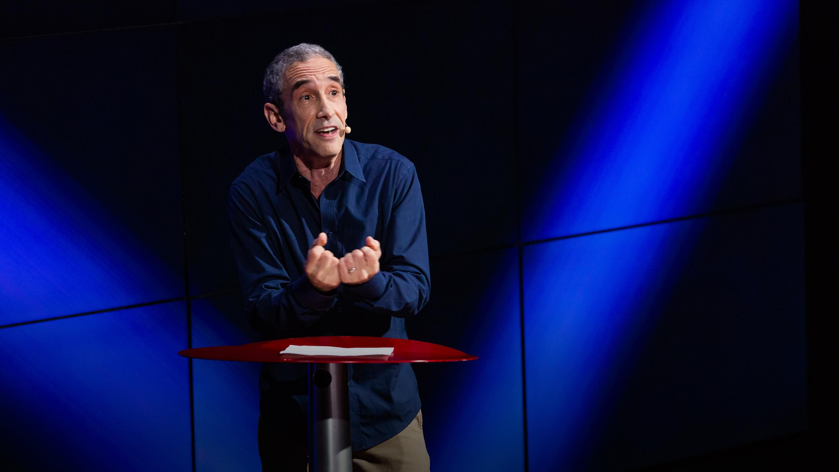 """How to be """"Team Human"""" in the digital future 