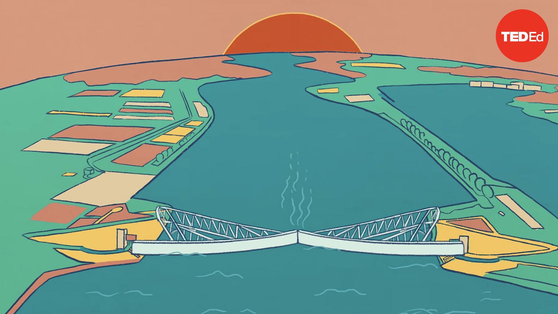 Why isn't the Netherlands underwater? | Stefan Al