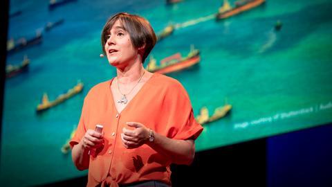 The dangers of a noisy ocean -- and how we can quiet it down | Nicola Jones