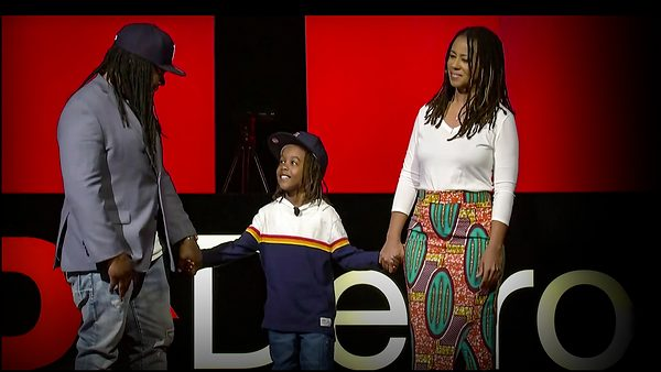 An idea from TED by Ebony Roberts and Shaka Senghor entitled How to co-parent as allies, not adversaries