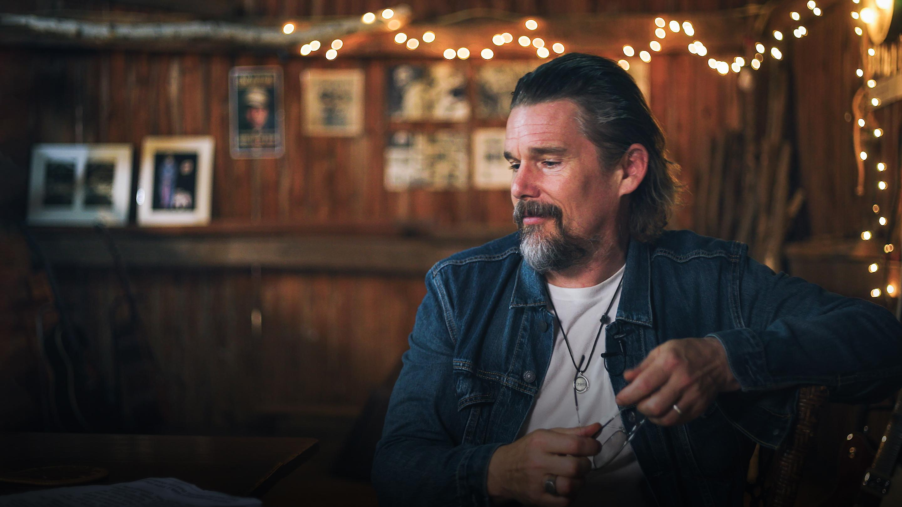 Give yourself permission to be creative | Ethan Hawke