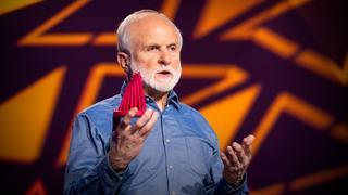ジム・ハズペス聞くことの美しく神秘的な科学