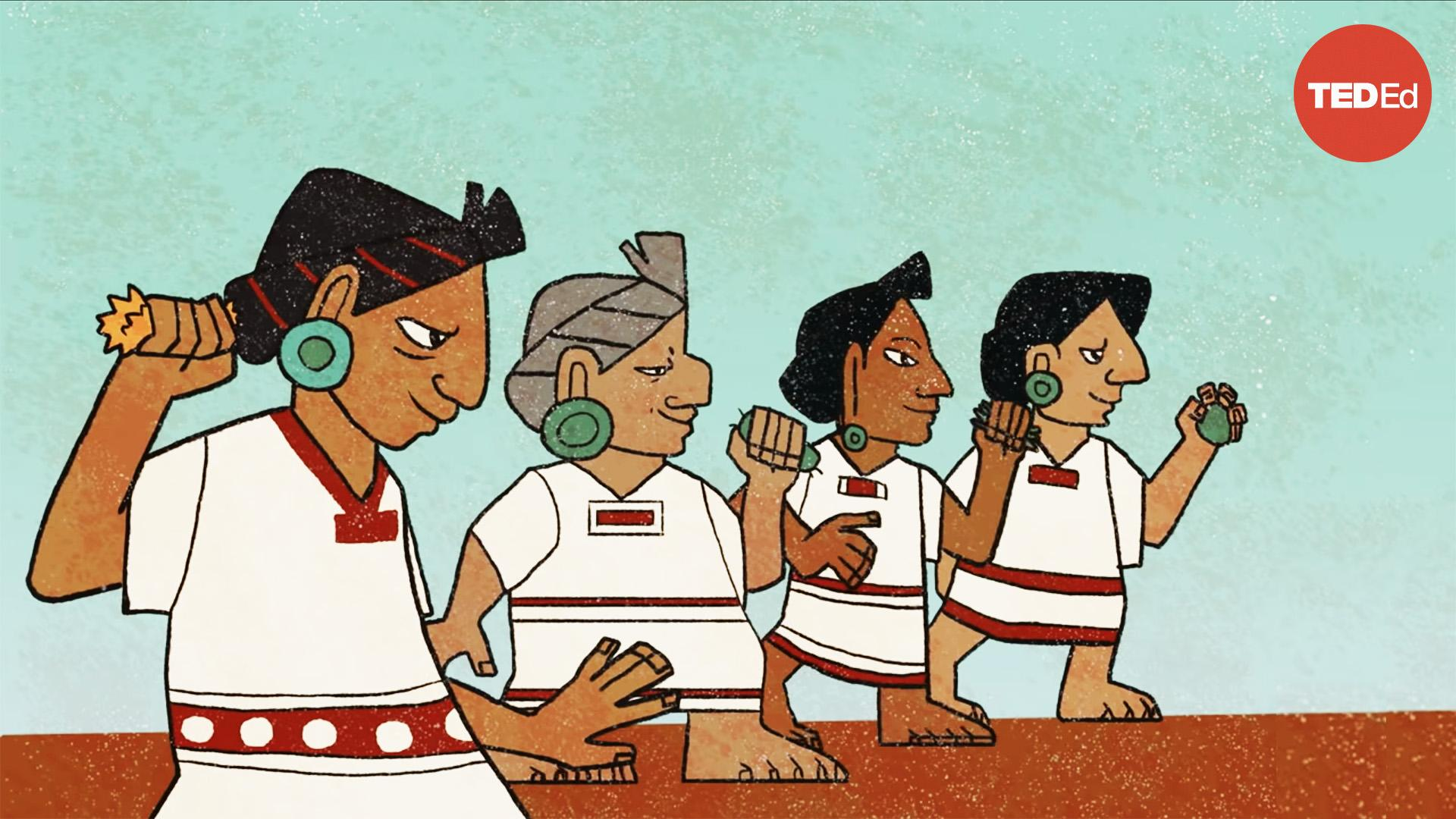 A day in the life of an Aztec midwife | Kay Read