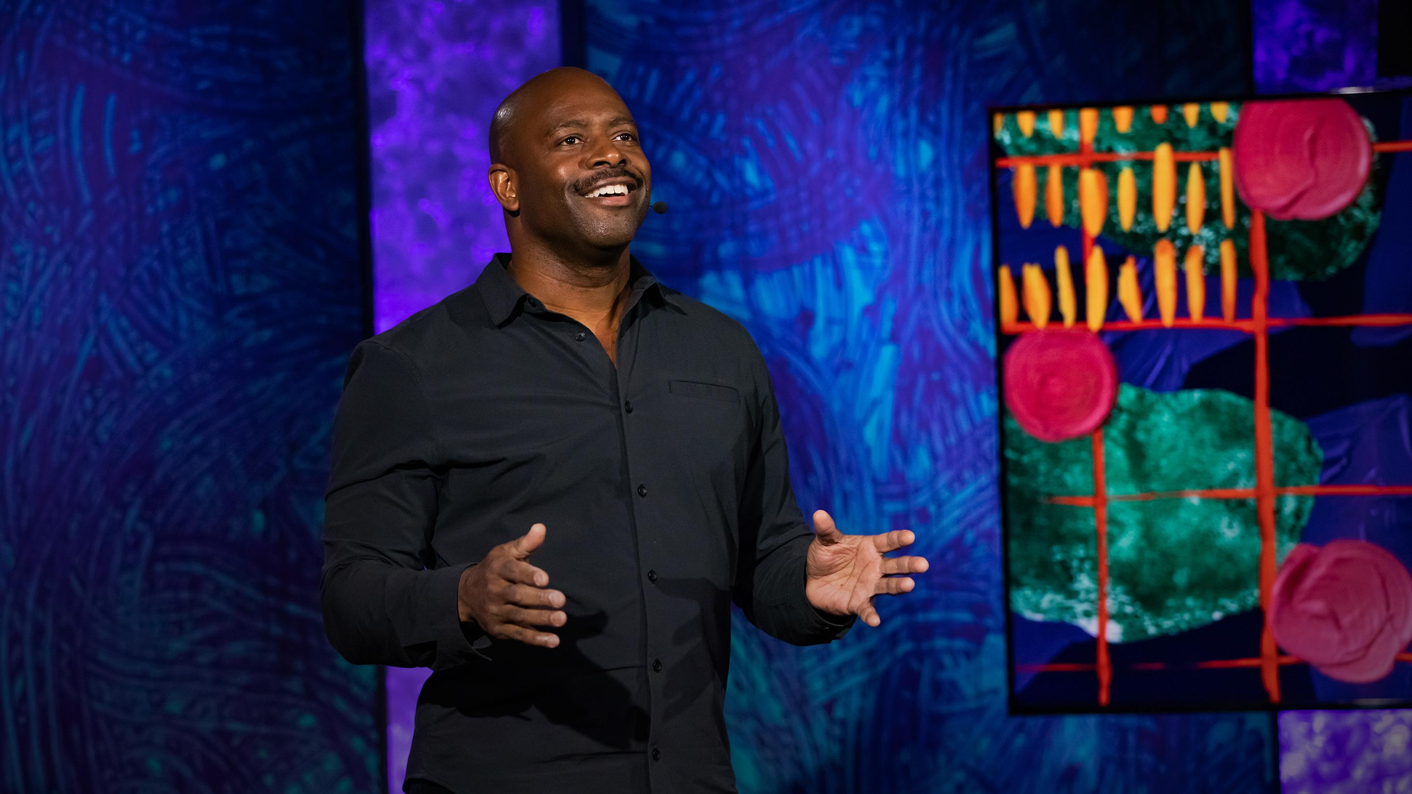 An astronaut's story of curiosity, perspective and change | Leland Melvin
