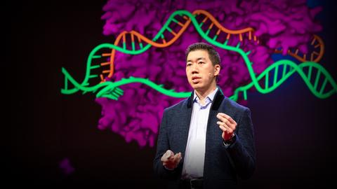 Can we cure genetic diseases by rewriting DNA?   David R. Liu