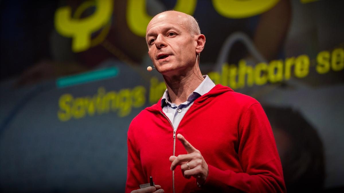 Marco Annunziata: Welcome to the age of the industrial internet ...