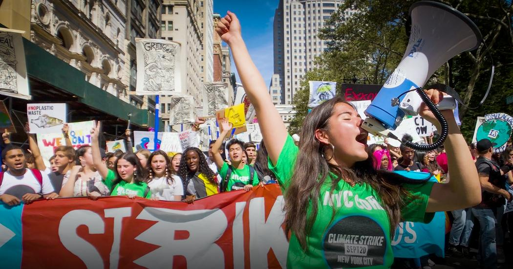 Why I fight for climate justice