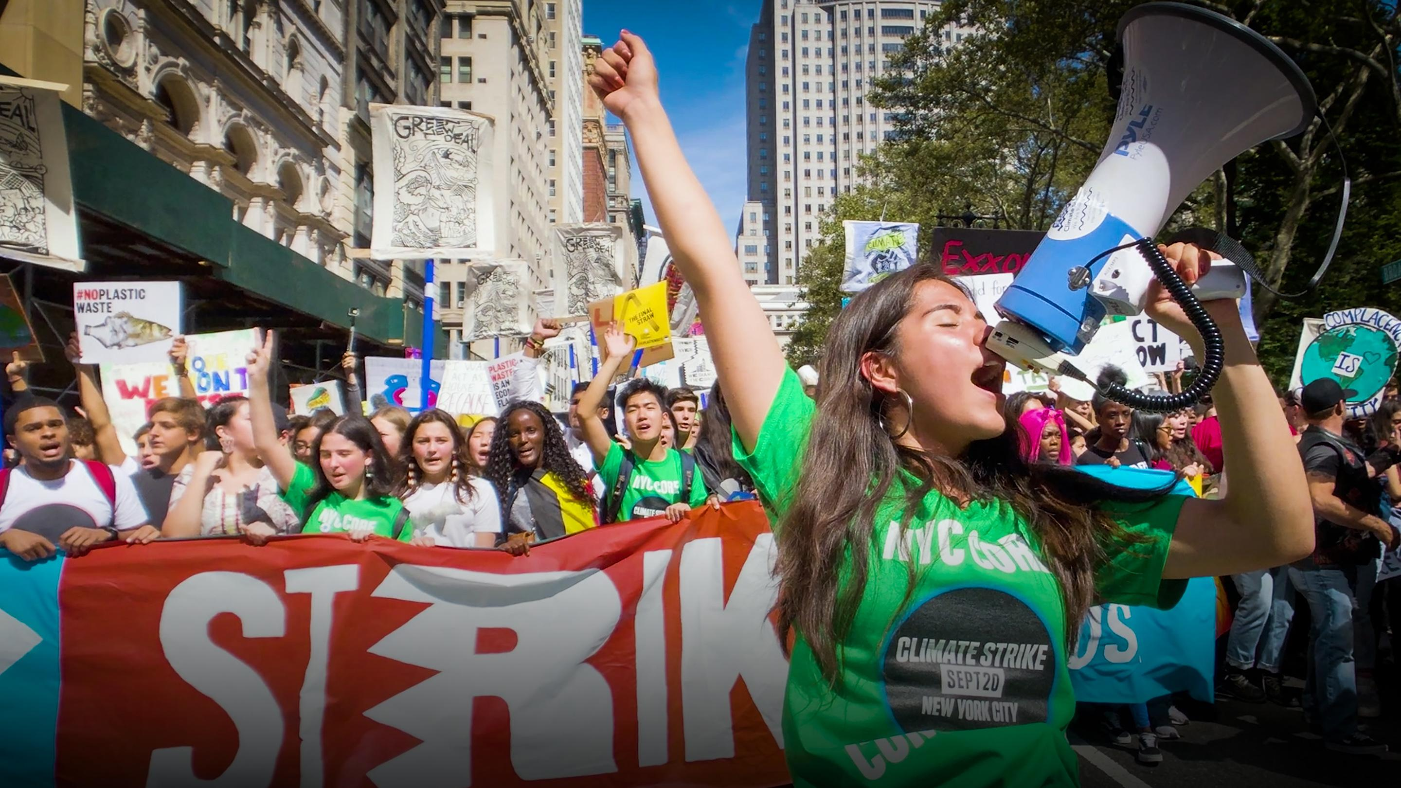 Why I fight for climate justice | Xiye Bastida