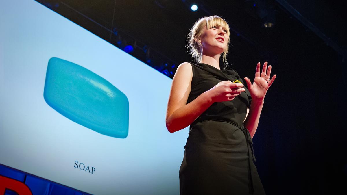 christien meindertsma how pig parts make the world turn ted talk. Black Bedroom Furniture Sets. Home Design Ideas