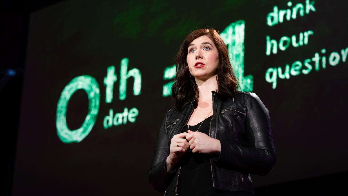 Dating algorithm ted talk - NBE Production A/S