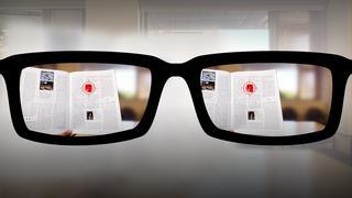 ニティシュ・パドマナバン未来の自動フォーカス老眼鏡